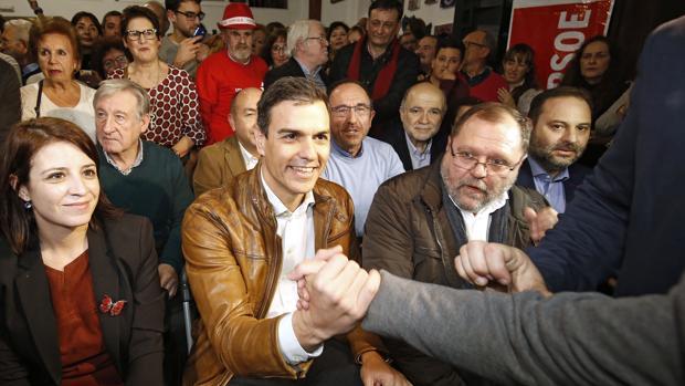 El secretario general del PSOE, Pedro Sánchez, en una imagen de archivo