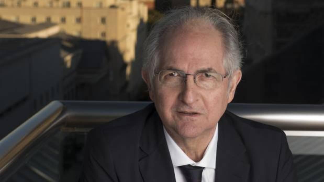 Bienvenido Antonio Ledezma