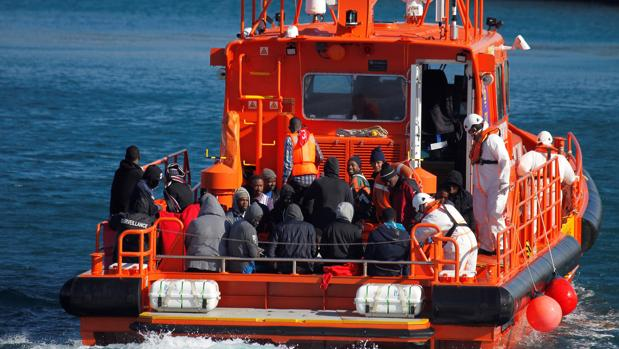 Un desembarco argelino