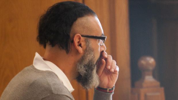 David Oubel, el hombre acusado de matar brutalmente a sus dos hijas en Moraña