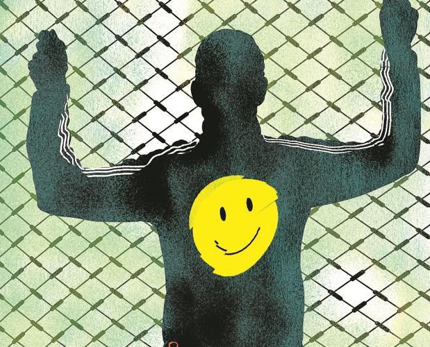 Feliz como un palestino