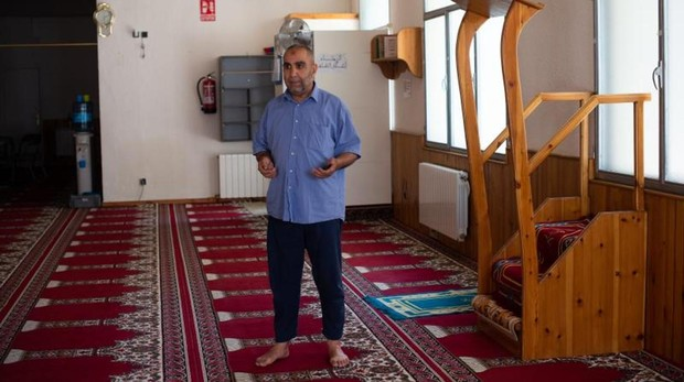Imán de la mezquita de Ripoll