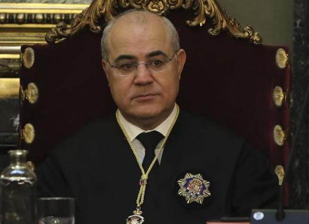 Pablo Llarena, magistrado del Tribunal Supremo