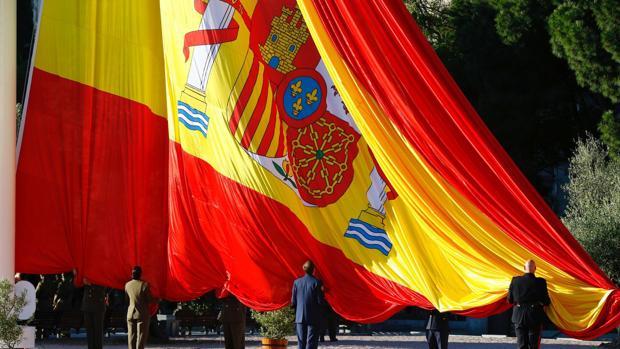 Decir España