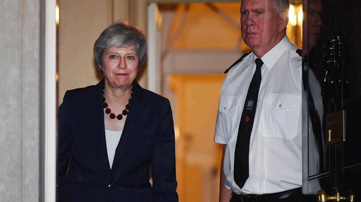 El desafío de May sobre el brexit