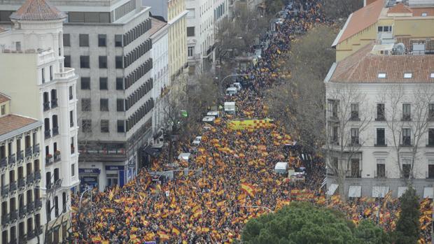 España, patria de ciudadanos libres e iguales