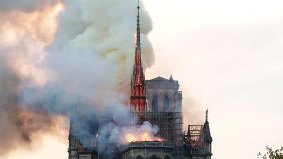 Notre Dame, un símbolo de Europa