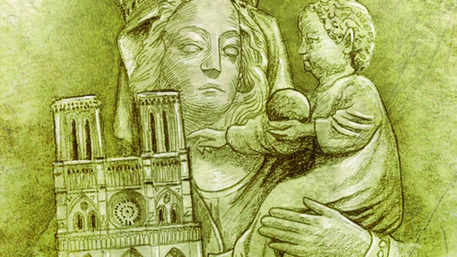 ¡Notre Dame salvará al mundo!