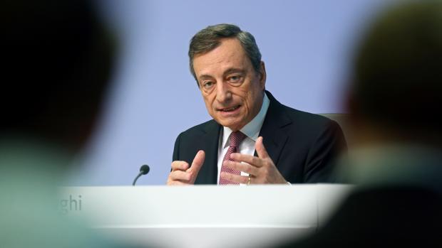 El canto de cisne de Mario Draghi