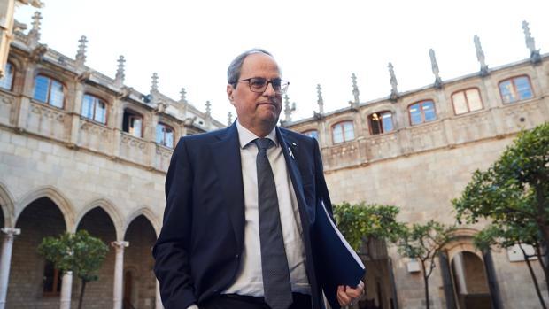 La tragicomedia catalana