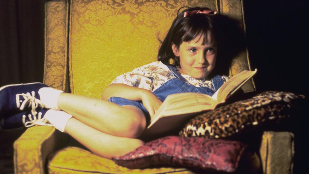 Matilda 1996 Película Play Cine