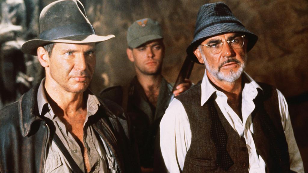 Indiana Jones y la última cruzada (1989) Película - PLAY Cine