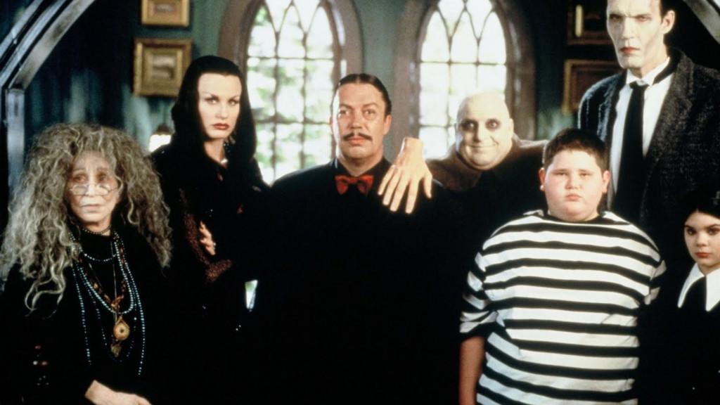 La Familia Addams La Reunion 1998 Pelicula Play Cine