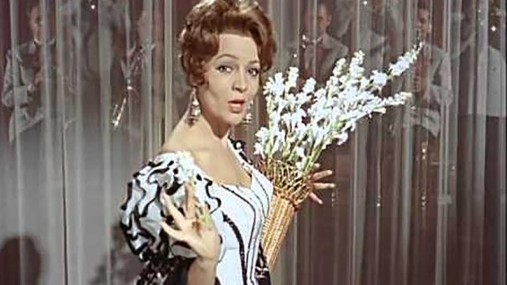 María De La O 1959 Película Play Cine