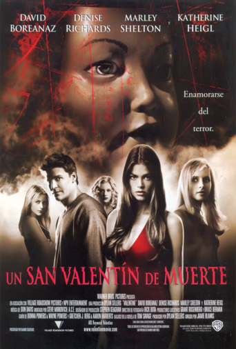 Un San Valentín De Muerte 2001 Película Play Cine