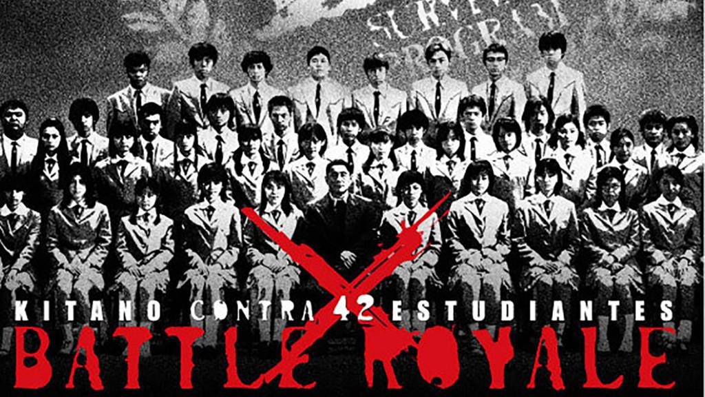 Battle Royale (2000) Película - PLAY Cine