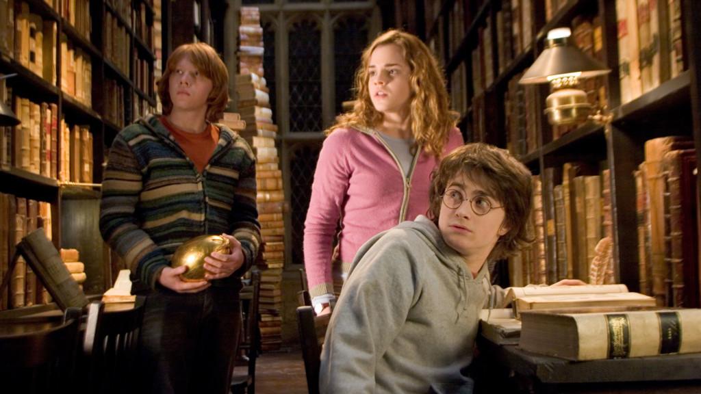 Harry Potter y el cáliz de fuego (2005) Película - PLAY Cine