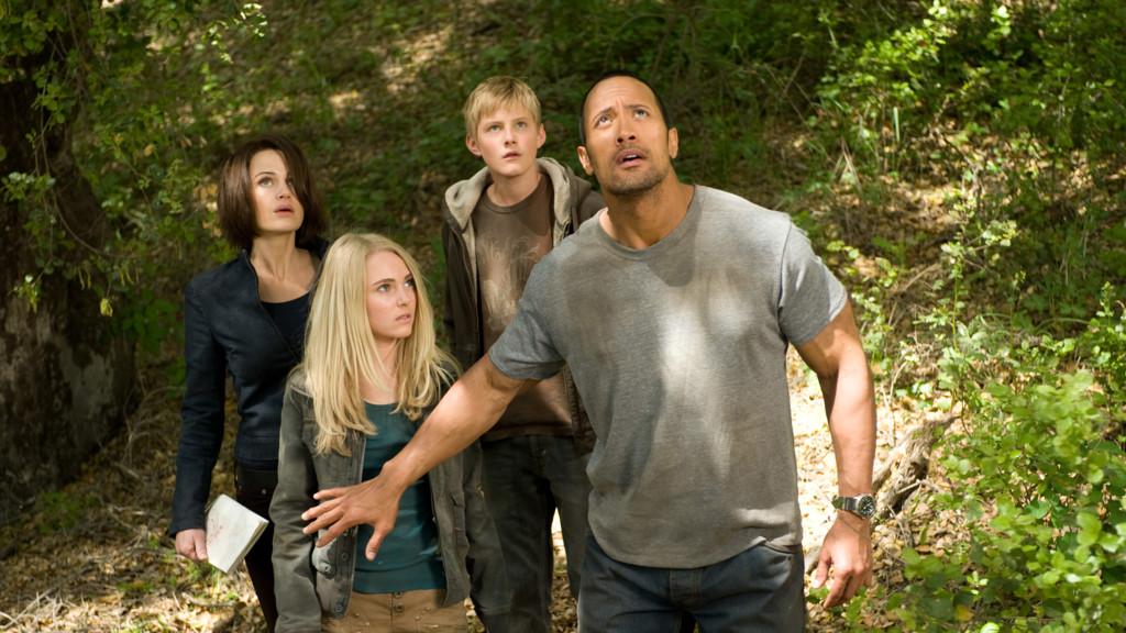 Resultado de imagen para La montaña embrujada (2009)