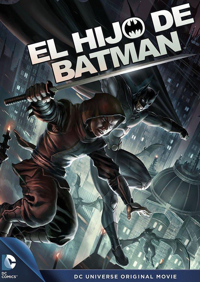 El Hijo de Batman (2014) Película - PLAY Cine