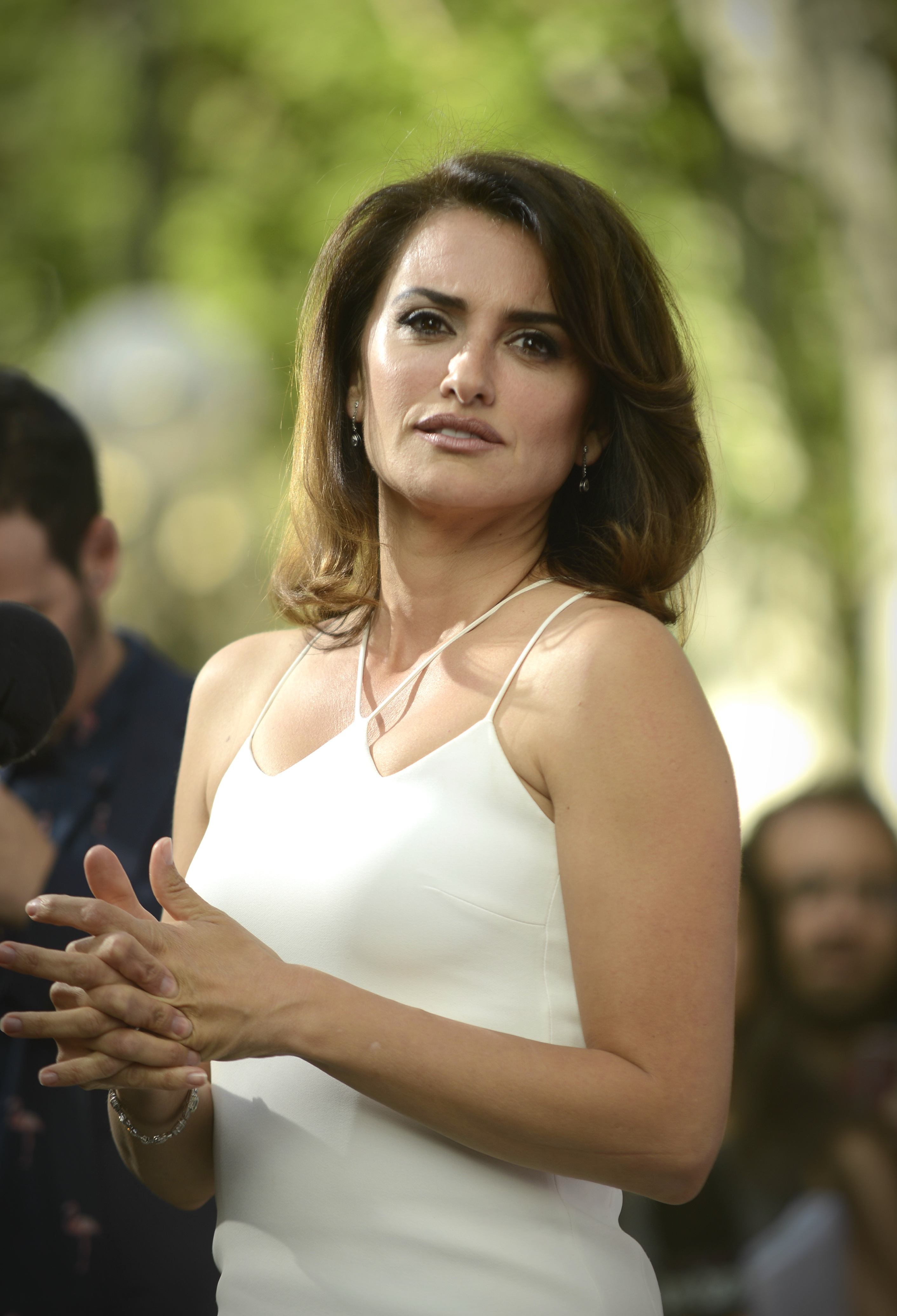 penelope cruz estatura