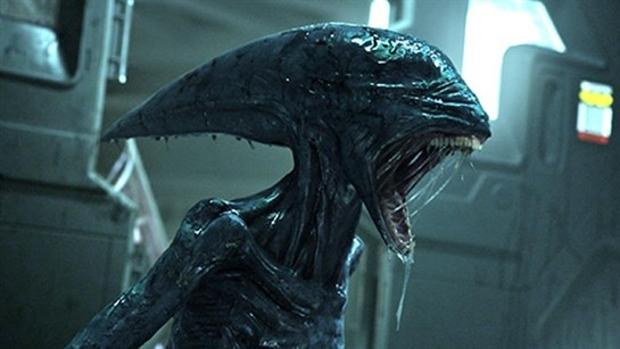 Aliens que estallan desde el interior de los humanos y otros escabrosos detalles de las criaturas de «Covenant»