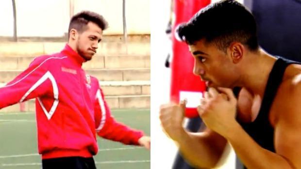 Mujeres y hombres y viceversa:  Un campeón de kickboxing y un entrenador de fútbol, así son los nuevos tronistas de MYHYV
