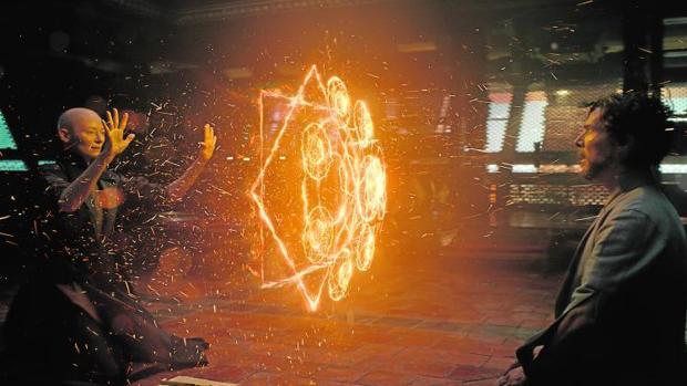 El universo Marvel domina el mundo