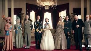 Nuevo tráiler de «The Crown»: Churchill contra todos