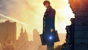 Eddie Redmayne: «Amo 'Harry Potter', así que no quiero fastidiarla»