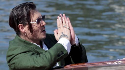 Imagen de archivo de Johnny Depp