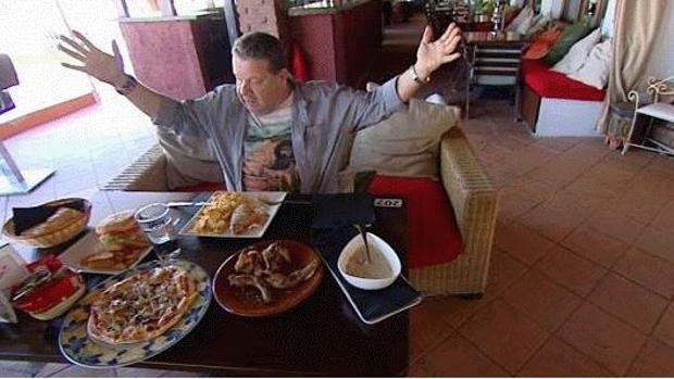 House Café:  Chicote se infiltra en un camping para reflotar su restaurante en «Pesadilla en la cocina»