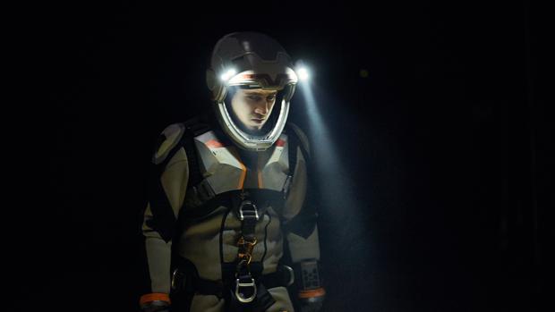 Alberto Ammann en «Marte»