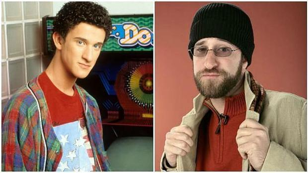 Dustin diamond porno photos from it