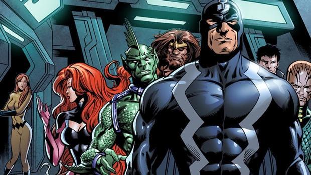 Marvel da luz verde a «Los Inhumanos», que llegarán en septiembre a ABC