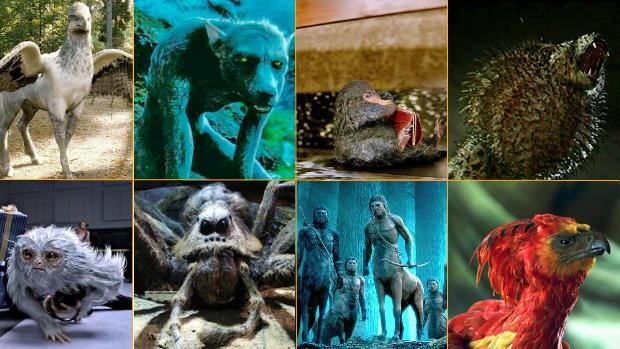 Bestiario De Criaturas Magicas De Animales Fantasticos Y Donde