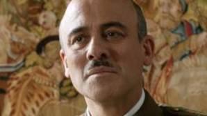 Gutiérrez como Francisco Franco
