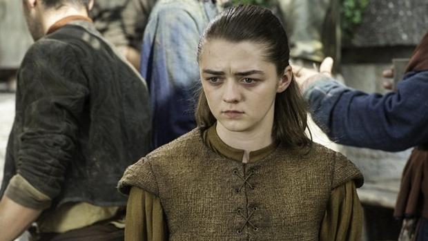 Juego de Tronos:  La nueva «batalla» de Arya Stark