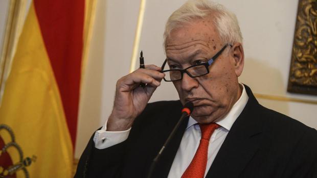 El exministro de Asuntos Exteriores y cooperación, José Manuel García Margallo