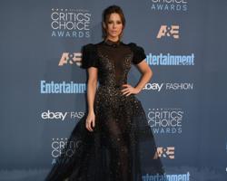 Beckinsale, en la Annual Critics' Choice Awards