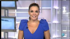 Cambio de cromos en Mediaset: Carme Chaparro deja Telecinco para presentar Noticias Cuatro