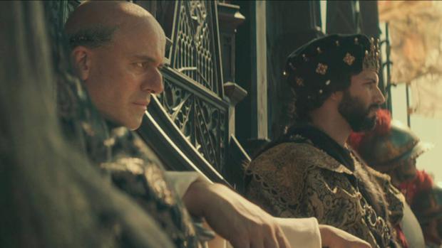Javier Gutiérrez interpeta el papel de Torquemada en Assassin's Creed