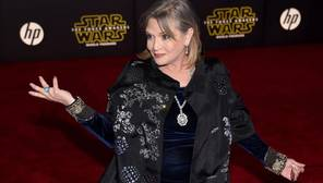 Muere Carrie Fisher, la mítica Princesa Leia en «La Guerra de las Galaxias»