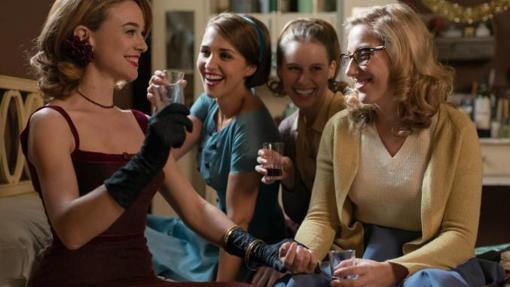 «Las chicas del cable» es la productora de «Velvet».