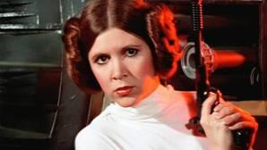 Disney cobrará 47 millones de euros por la muerte de Carrie Fisher