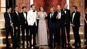 «La La Land», la película con más Globos de Oro de la historia