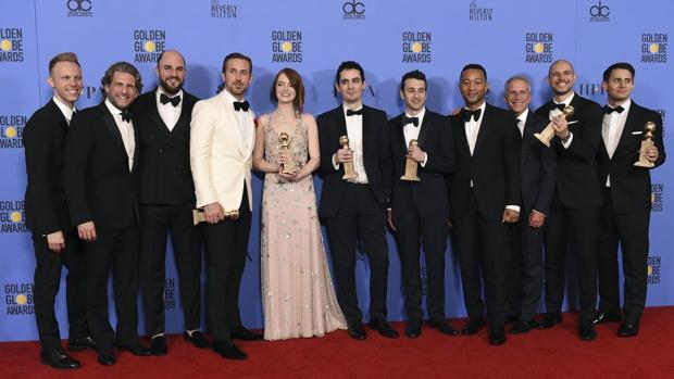 Globos de Oro:  Los récords que se han pulverizado con los Globos de Oro 2017