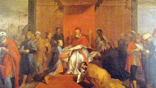 La Misión Tenshō que visitó al Papa Gregorio XIII