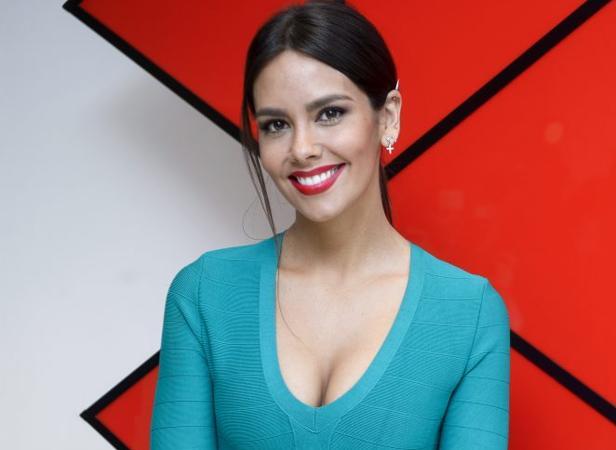 Cristina Pedroche, en la presentación de «Tú sí que sí»