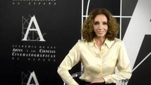 Ana Belén recibe su Goya de Honor