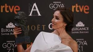 Los Goya no son los Oscar